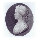 Angelica Kauffman, Engraved by J.F Bause Giclee Print by  German School