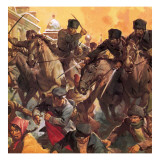 The Revolution That Shook the World Giclee Print by  English School