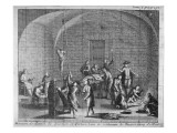 Scene of Torture During the Spanish Inquisition Giclee Print by  Dutch School