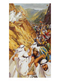 The Story of France, Charlemagne, 1974 Giclee Print by  English School
