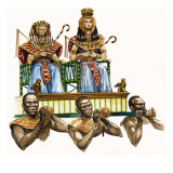 When They Were Young: Queen Cleopatra Giclee Print by Peter Jackson