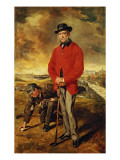 Portrait of John Whyte Melville, 1874 Giclee Print by Sir Francis Grant
