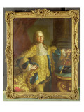 Portrait of Emperor Francis I Giclee Print by Martin Mytens or Meytens