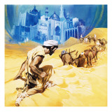 Rene Caille in Search of Timbuktu Giclee Print by Mcbride 