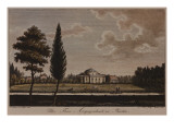 The Veterinary School, Berlin, 1795 Giclee Print by F.A. Calau