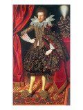 Richard Sackville, 3rd Earl of Dorset Giclee Print by William Larkin