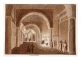 The Vestibule of Santa Sabina, 1833 Giclee Print by Agostino Tofanelli