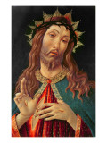 Ecce Homo, or the Redeemer, C.1474 Giclee Print by Sandro Botticelli
