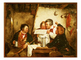 The Ryans and Dwyers, Calumniated Men, 1856 Giclee Print by Erskine Nicol