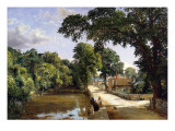 Bonchurch, Isle of Wight, 1859 Reproduction procédé giclée par Jasper Francis Cropsey