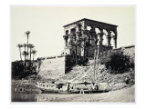 Kiosk of Trajan, Philae, Egypt, 1858 Giclee Print by Francis Frith