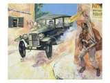 Mexico's Unfinished Revolution Giclee Print by Gerry Embleton