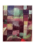 Composition: Motif from Hammamet, 1914 Giclee Print by Paul Klee