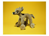 Wheeled Animal Toy, Vera Cruz, Mexico Giclee Print by  Mayan