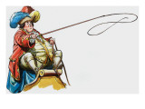 The Wonderful Adventures of Baron Munchausen Giclee Print by Nadir Quinto