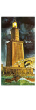Alexandria's Pharos or Lighthouse Giclee Print by Richard Hook