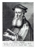 John Bale, Bishop of Ossory, 1620 Giclee Print by Magdalena de Passe