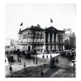 The London Pavilion, Piccadilly Giclee Print by  English Photographer