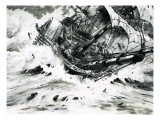 Stories of the Sea: the Humble Heroine Giclee Print by Graham Coton