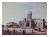 The Castle and Cathedral Church, Berlin Giclee Print by  German School