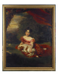 Portrait of Miss Julia Beatrice Peel Giclee Print by Thomas Lawrence