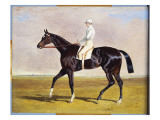 Lucetta' with J. Robinson Up, 1834 Giclee Print by John Frederick Herring Snr