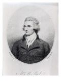 Mungo Park, Engraved by T. Dickinson Giclee Print by Henry Edridge