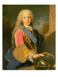 Portrait of Ferdinand De Bourbon and Savoy Giclee Print by Jean Ranc