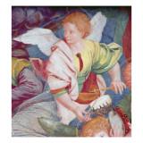 The Concert of Angels, 1534-36 Giclee Print by Gaudenzio Ferrari