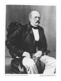 Bismarck in 1870 before the Declaration of War Giclee Print by  German School