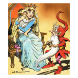 The Story of Rumpelstiltskin, 1959 Giclee Print by Jesus Blasco
