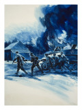 Operation Barbarossa of 1941 Reproduction procédé giclée par Gerry Wood