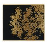 Box Decorated with Chrysanthemums Giclee Print by Uematsu Hobi