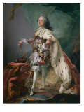 Portrait of Frederick V, 1749 Giclee Print by Carl Gustaf Pilo
