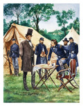 When They Were Young: Abraham Lincoln Giclee Print by Peter Jackson