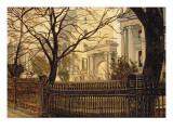 Cumberland Terrace, Regent's Park, C.1878 Giclee Print by James Tissot