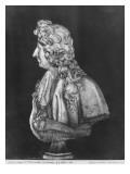Bust of Jules Hardouin Mansart, 1698 Giclee Print by Antoine Coysevox