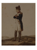 Napoleon Bonaparte as First Consul Giclee Print by  German School