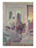 Portrait of Princess Bibesco, C.1920 Giclee Print by Edouard Vuillard