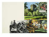 Blarney Castle, County Cork, Ireland Giclee Print by  Green