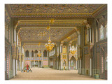 Design for the Interior of Wilhelma, 1837 Giclee Print by Karl Ludwig Wilhelm Zanth