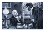 The Rev. William Archibald Spooner Giclee Print by Paul Rainer