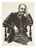 Durkheim, Copy by Boris Mestchersky Giclee Print by  French School