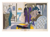 Quel Homme Chic, Men's Fashion, 1921 Giclee Print by  Marc-Luc