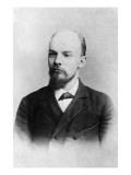 V. I. Ulyanov, St. Petersburg, 1897 Giclée-tryk af Russian Photographer