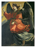 Archangel Gabriel of the Annunciation Giclee Print by Lucrina Fetti