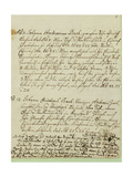 The Origin of the Musical Bach Family, Giclee Print by Johann Sebastian Bach
