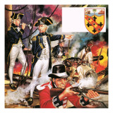 Roll of Honour: the Nelson Touch Giclee Print by Ron Embleton