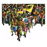 Spanish Soldiers in the Netherlands Giclee Print by Ron Embleton