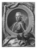 Portrait of Prince Henry of Prussia Giclee Print by Anton Graf